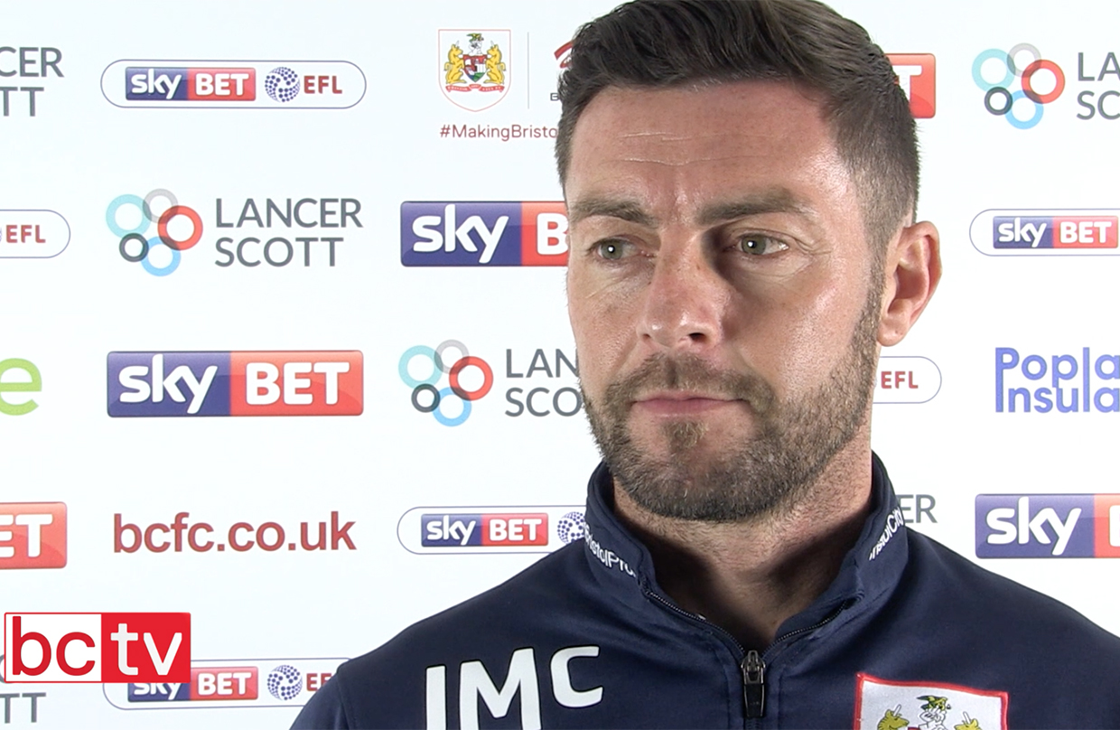 Video: Jamie McAllister Pre-Ipswich Town home  thumbnail