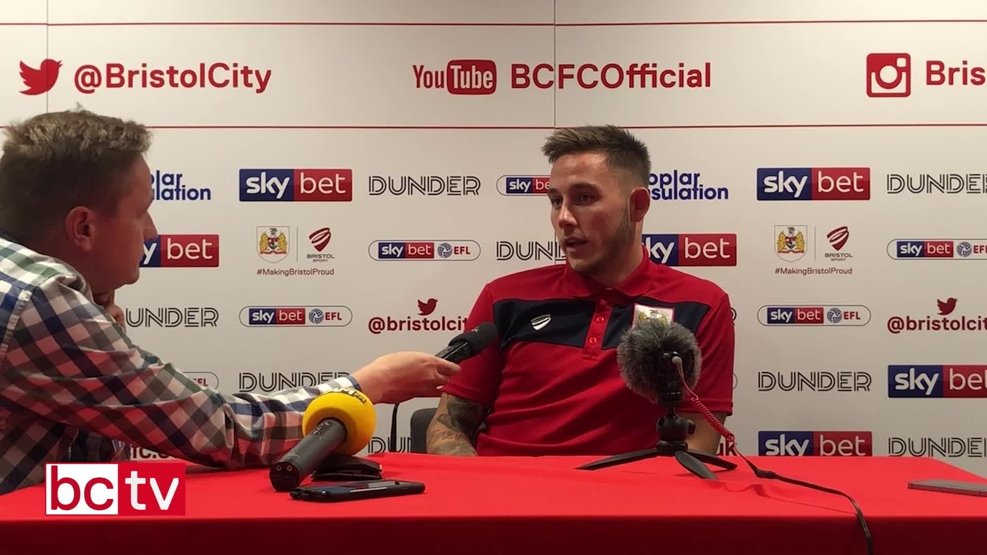 Video press conference: Brownhill pre-Swansea City (A) thumbnail