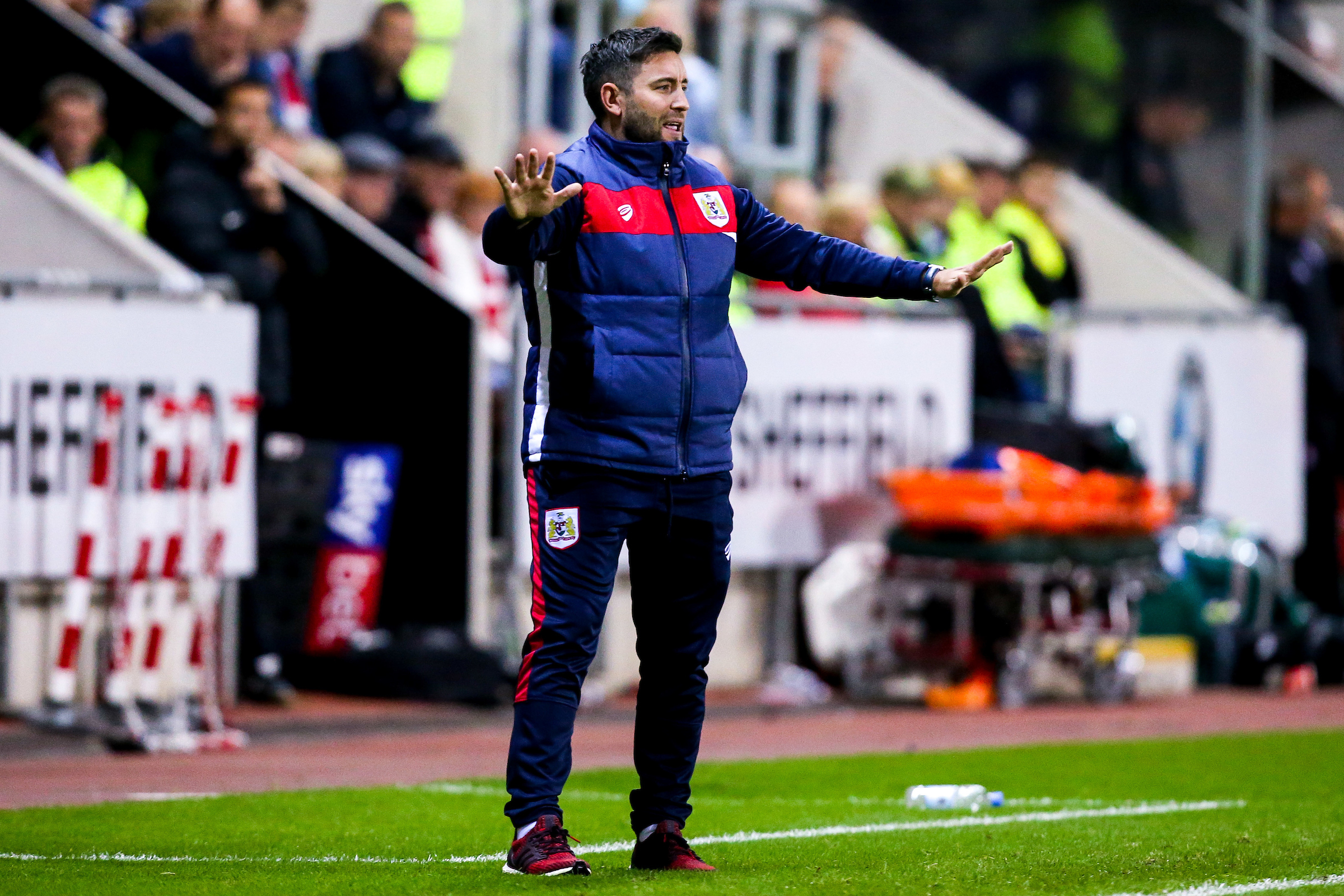 Video: Lee Johnson Post-Rotherham United away thumbnail