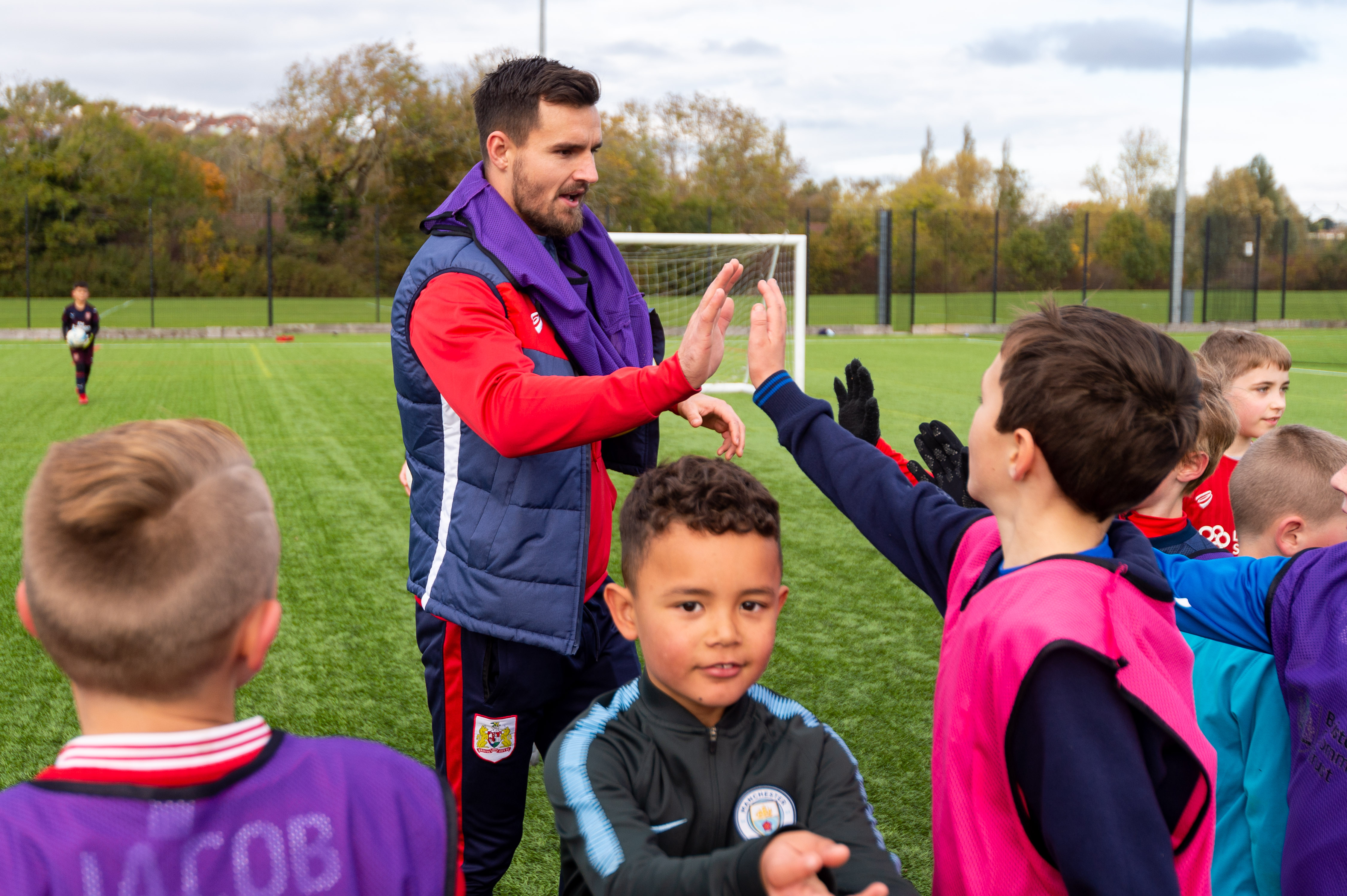Video: October half-term holiday camps thumbnail