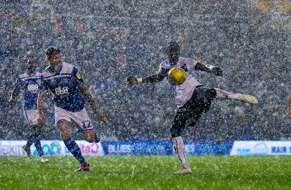 Highlights: Birmingham City 0-1 Bristol City thumbnail